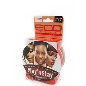 Eco Style Play'n Stay Seaweed Edge And Style Control Gel 3oz