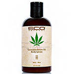 Eco Natural Cannabis Sativa Oil Body Lotion 8oz