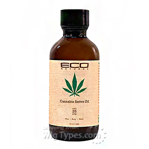 Eco Natural Cannabis Oil 2oz
