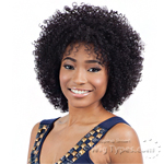 Model Model 100% Remy Human Hair Ego Lace Front Wig - CARNATION