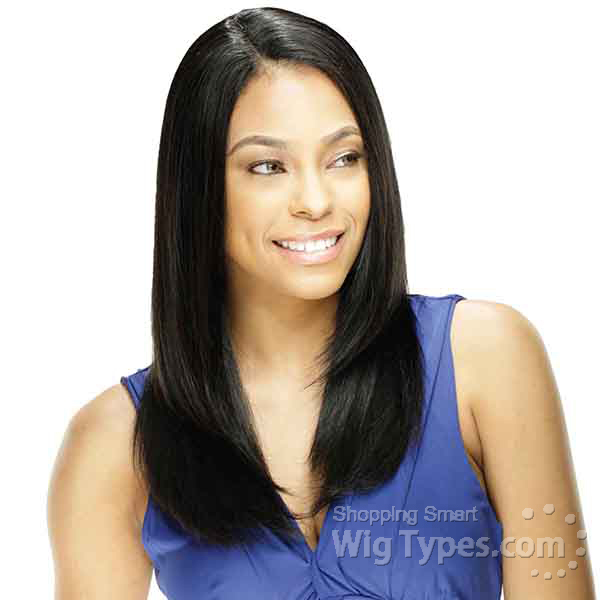 Human Hair Weave With Invisible Part Closure 73