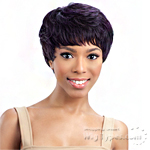 Model Model 100% Remy Human Hair Ego Wig - ECLIPSE