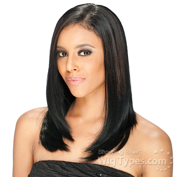 Invisible Part Wig   LONG HAIRSTYLES
