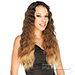 Freetress Equal Synthetic Hair Lace Deep Invisible L Part Lace Front Wig - ATALYA #OM27/30/613