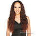Freetress Equal Synthetic Hair Lace Deep Invisible L Part Lace Front Wig - ATALYA #OM-FIRERED