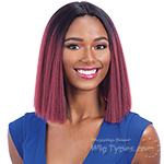 Freetress Equal Synthetic Hair Invisible Part Wig - JUSTY
