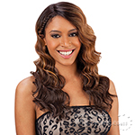 Freetress Equal Synthetic Hair Lace Deep Invisible L Part Lace Front Wig - JULIE