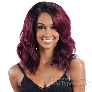 Freetress Equal Synthetic Hair Invisible L Part Wig - ETERNITY