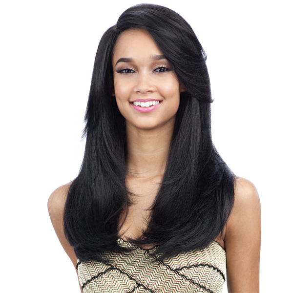 Freetress Equal Synthetic Hair Extreme Side Part Wig - URSULA