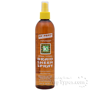 Fantasia IC Braid Sheen Spray 12oz