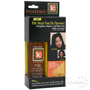Fantasia IC P.M Night Time Oil Treatment 4oz