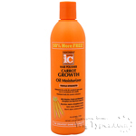 Fantasia IC Hair Polisher Carrot Growth Oil Moisturizer 12oz