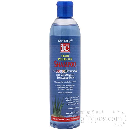 Fantasia ic hair polisher shampoo color ttreated 12oz wigtypes fantasia ic hair polisher shampoo color ttreated 12oz sciox Images