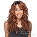 Freetress Equal Lace Front Wig Deep Invisible Part - BENTLY (futura)