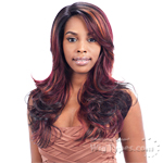 Freetress Equal Lace Front Wig Deep Invisible Part - KINSLEY (futura)