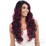 Freetress Equal Lace Front Wig Deep Invisible Part - TANZIE (futura)