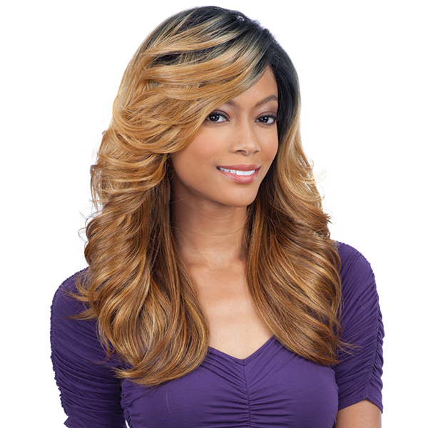 Freetress Equal 3 Way Lace Part Synthetic Hair Lace Front Wig