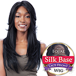 Freetress Equal Silk Base Synthetic Lace Front Wig - SILK TESS (4x4 Full Lace Front)