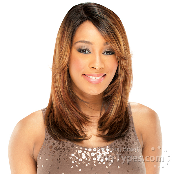 Freetress Equal Lace Front Wig Deep Invisible Part Bailey Futura
