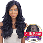 Freetress Equal Silk Base Synthetic Lace Front Wig - SILK NATURAL (4x3.5 Full Lace Front)