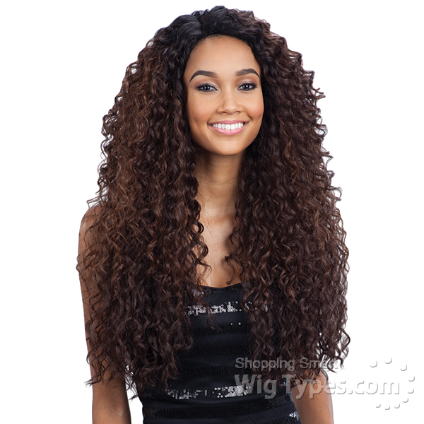 Freetress Equal Synthetic Hair Lace Deep Invisible L Part Lace Front