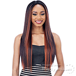 Freetress Equal Lace & Lace Synthetic Hair 6 inch Deep Center Part Lace Wig - MATTIE
