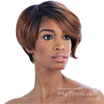 Freetress Equal Synthetic Hair Deep Diagonal Part Lace Wig - Berry Blossom