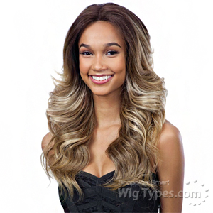 Freetress Equal Synthetic Premium Delux Lace Front Wig - CAMERON