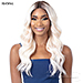 Freetress Equal Lace & Lace Synthetic Hair Lace Front Wig - LUMINA