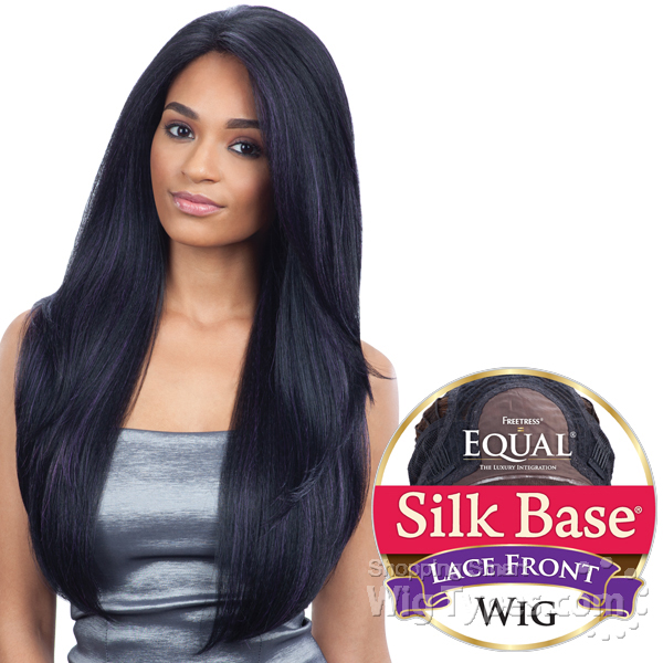 Freetress Equal Silk Base Synthetic Lace Front Wig Trinity 4x4