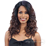 Freetress Equal Synthetic Hair Lace Deep Invisible L Part Lace Front Wig - JIMMIE