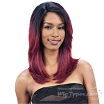 Freetress Equal Synthetic Hair Lace Deep Invisible L Part Lace Front Wig - KIMMIE