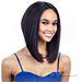 Freetress Equal Synthetic Hair Lace Deep Invisible L Part Lace Front Wig - KISS BLOSSOM