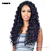 Freetress Equal Synthetic Hair Lace Deep Invisible L Part Lace Front Wig - KYLIE