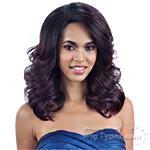 Freetress Equal Synthetic Hair Lace Deep Invisible L Part Lace Front Wig - LEANNA