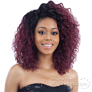 Freetress Equal Synthetic Hair Kama 9 Part Lace Front Wig - NINE PART 902