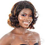 Freetress Equal Lace & Lace Synthetic Hair Lace Front Wig - NORMANI