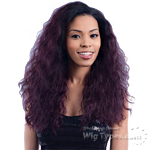 Freetress Equal Synthetic Hair Lace Deep Invisible L Part Lace Front Wig - PRIMI