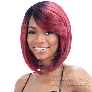 Freetress Equal Synthetic Hair Deep Diagonal Part Lace Wig - Sweet Blossom