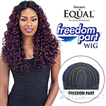 Freetress Equal Synthetic Freedom Part Wig - FREEDOM PART 104