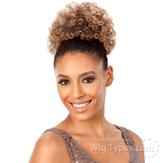 Freetress Equal Drawstring Ponytail Afro Punk Large