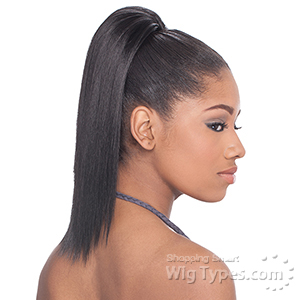 Freetress Equal Drawstring Ponytail - EQUAL YAKY STRAIGHT 12 (futura)