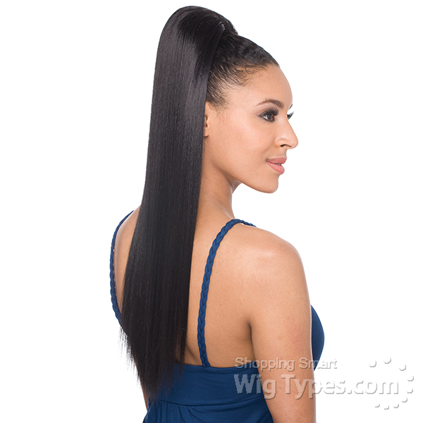 Freetress Equal Drawstring Ponytail Equal Yaky Straight