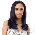 Freetress Equal Synthetic Half Wig - DRAWSTRING FULLCAP - FLATTER GIRL 20 (futura)
