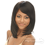 Freetress Equal Synthetic Top Piece Closure - MABEL (SNAP-ON TOP PIECE)
