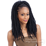 Freetress Equal Drawstring Ponytail - JAMAICAN TWIST GIRL (futura)