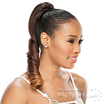 Freetress Equal Drawstring Ponytail - PIGTAIL GIRL (futura)