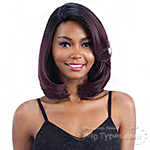 Freetress Equal Synthetic Hair Deep Invisible L Part Wig - ATTY (futura)