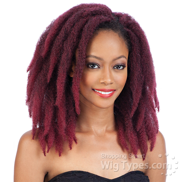 Freetress Equal Synthetic Weave Cuban Twist 12 Wigtypes