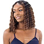Freetress Equal Lace & Lace Synthetic Hair Lace Front Wig - DEEP WAVER 001